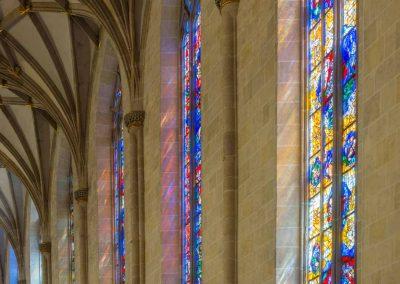 Ulmer Münster  Fenster und Licht